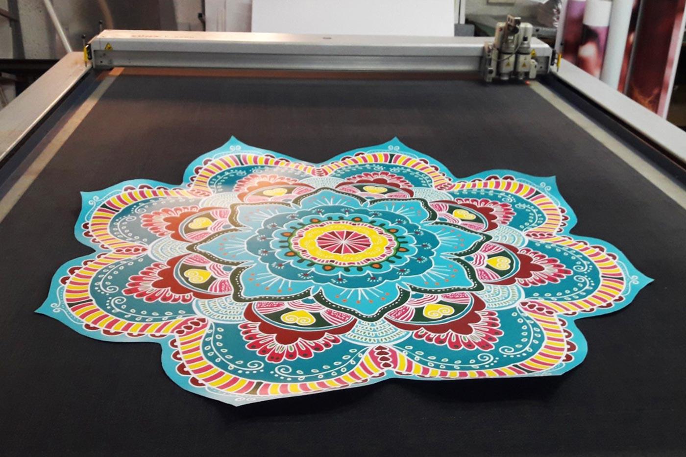 הדפסה על שטיחים